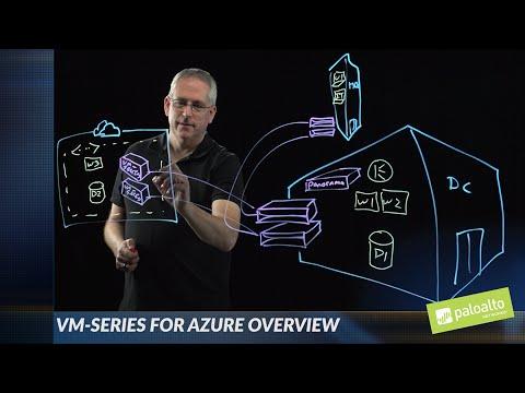 Lightboard Series: VM-Series for Azure Overview
