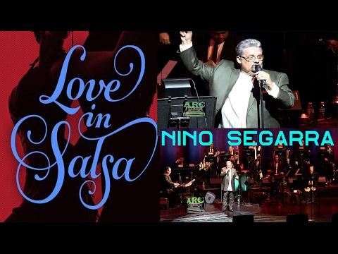 Nino Segarra 4K Love In Salsa live from Lehman Center