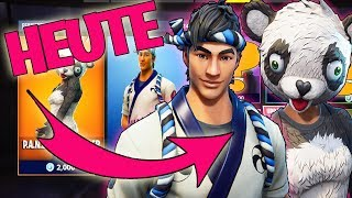 🔥 PANDA TEAM LEADER & SUSHI MASTER HEUTE IM SHOP ☆ BATTLE ROYALE DEUTSCH LIVE