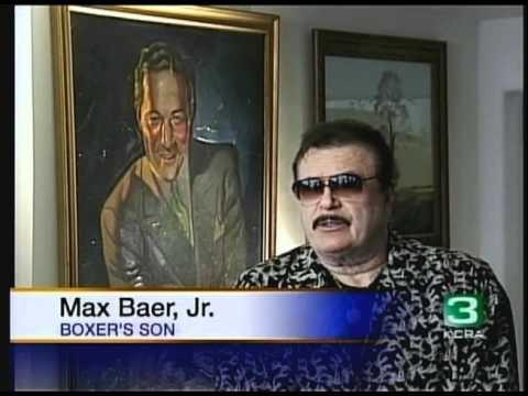 Boxer Max Baer, Pt. 1