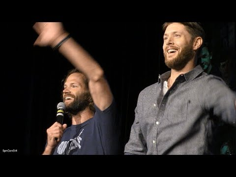 DallasCon 2019 Jensen Ackles And Jared Padalecki FULL Main Panel Supernatural