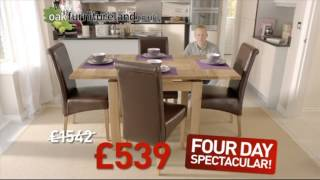 Oak Furnitureland Tv Advert