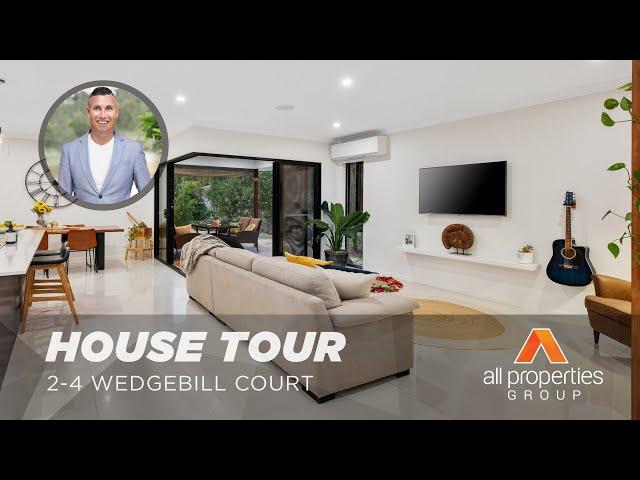 HOUSE TOUR | 2-4 Wedgebill Court Greenbank | Chris Gilmour