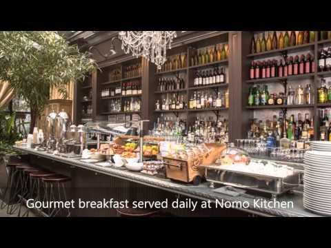 NOMO SOHO, A Manhattan, New York City Hotel