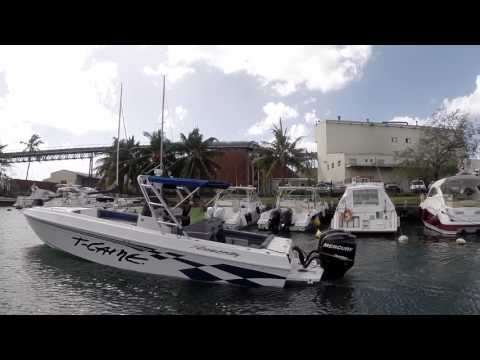 La Martinique en Offshore
