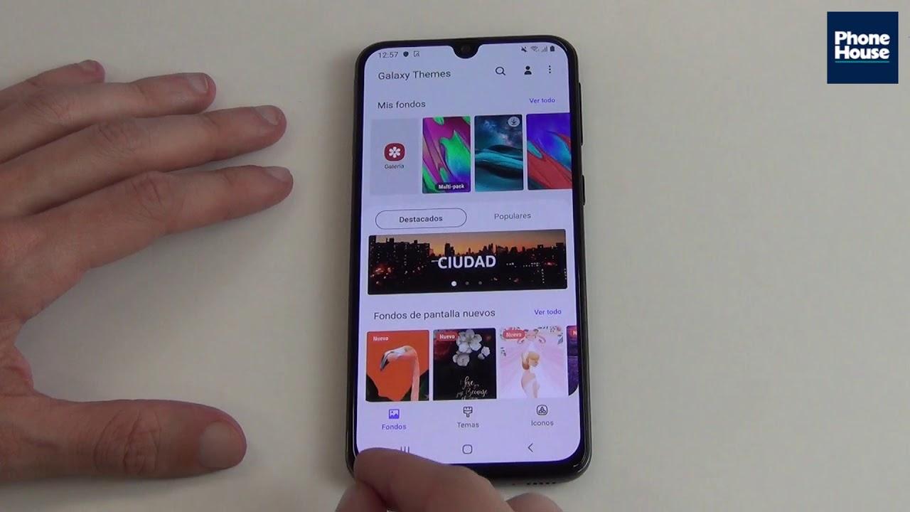 510adee769c Los mejores trucos para el Samsung Galaxy A40 explicados paso a paso en  YouTube   Blog Oficial Phone House