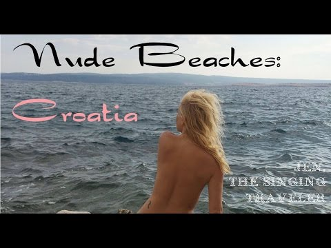Croatia: Nude Beaches