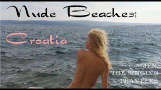 Croatia: Nude Beaches