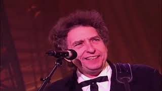 1998 The Rolling Stones & Bob Dylan -  Like a rolling stones (live) Argentina, Stadium RIVER PLATE.