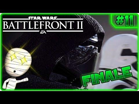 Star Wars Battlefront 2 - Das grandiose Finale! - #11 Story Singleplayer Let's Play deutsch