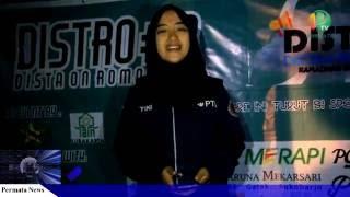 PERMATA NEWS - Dista FM mengadakan DISTRO