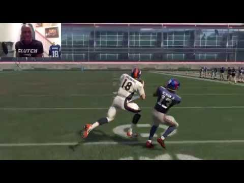 Can Peyton Manning Cover Odell Beckham Jr AND Intercept Lil