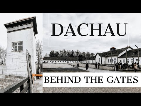 A Tour Of Dachau Concentration Camp For Holocaust Remembrance Day