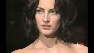 ISAAC MIZRAHI Spring Summer 1998 New York - Fashion Channel