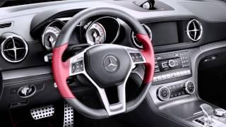Mercedes-Benz SL Mille Miglia 417 Special Edition 2015 Videos