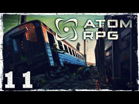 Смотреть прохождение игры Atom RPG. #11: История Грача.