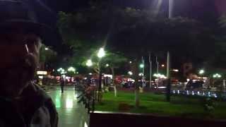 Nazca nocturno