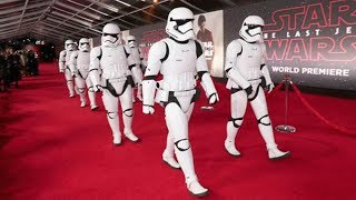 """Star Wars: The Last Jedi"" Premiere in Los Angeles"