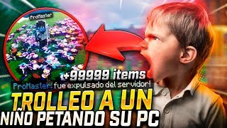 EXPLOTA su PC por este TROLLEO | TROLLEOS EN MINECRAFT #215