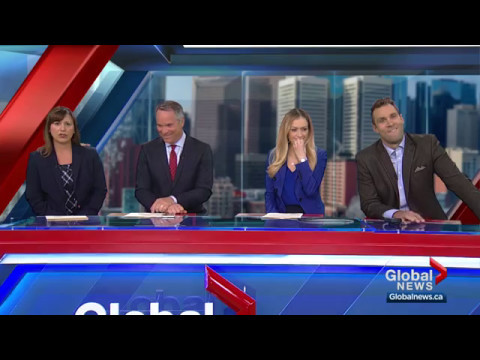 Global Calgary's Jordan Witzel busted for saying his wife isn't getting Mother's Day present