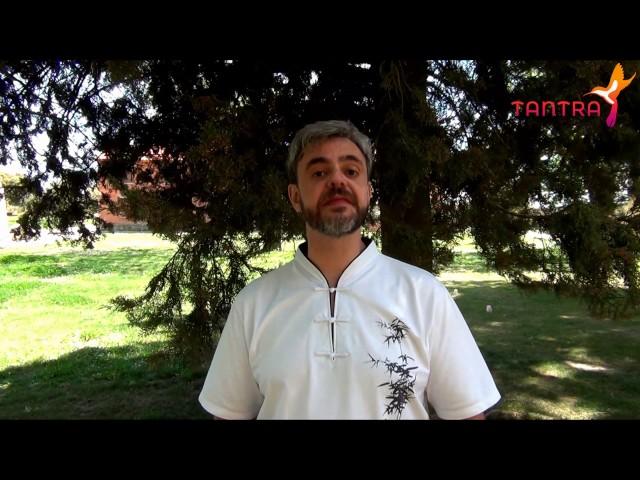 Taller de tantra: Sanación y Libertad - Testimonio David Serrano 2017