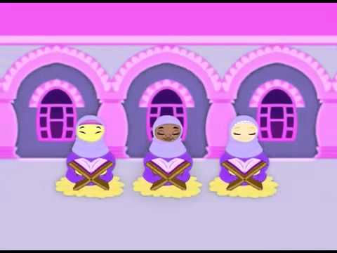 Upsy Daisy - It's time to go to the Masjid.