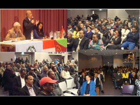 Seminar Dr Tewolde  wedi Vaccaro Rotterdam Holland