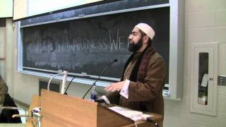 Ethics of Advancement: Understanding Islamic Economics -  Shaykh Faraz at UTM