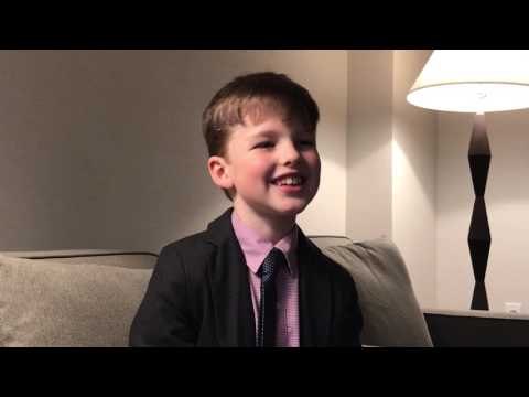 Iain reviews Charlie and the Chocolate Factory (Broadway) 4/28/2017