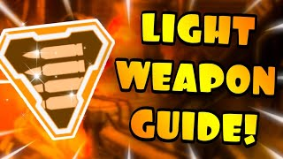 Light Weapon Guide! Full Apex Legends Season 4 Light Ammo Guide!