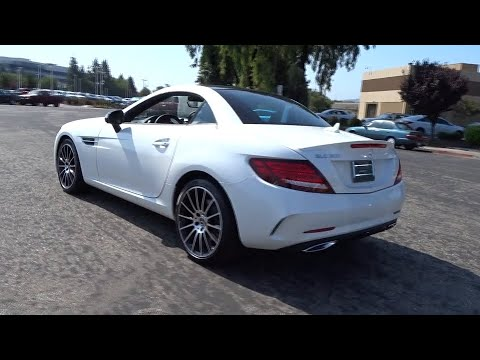 2018 mercedes benz slc pleasanton walnut creek fremont for Mercedes benz livermore