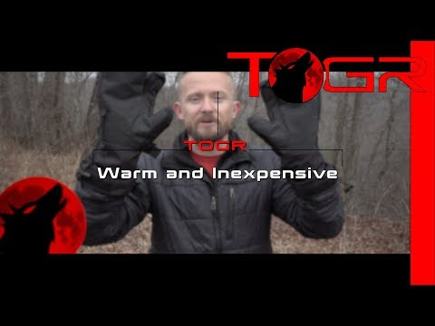 Super Warm and Inexpensive - Outdoor Research Military Gloves – Mutant Mitts - Review