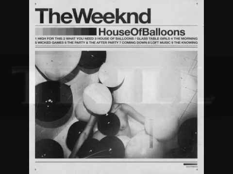The Weeknd - The party and the after party (screwed and chopped)