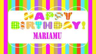 Mariamu   Wishes & Mensajes