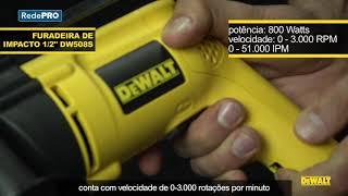 DEWALT FURADEIRA DW508S