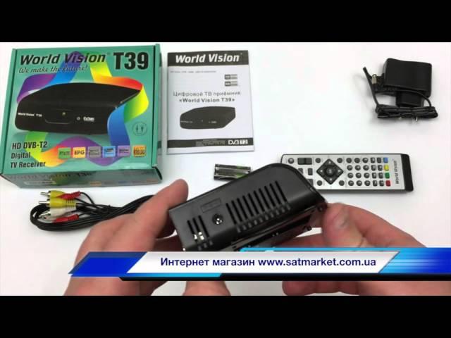 Видео обзор World Vision T39