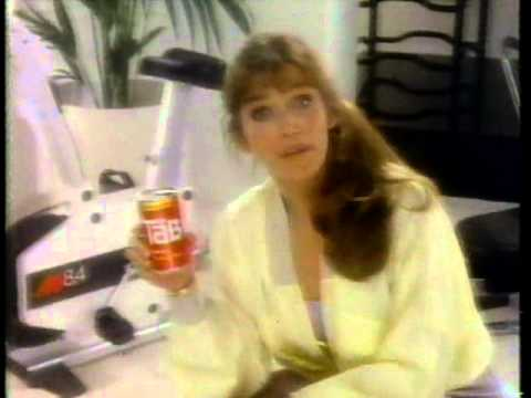 Margot Kidder for Tab 1986 TV commercial