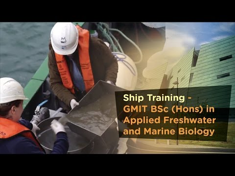 Freshwater and Marine Biology - Galway Mayo Institute of Technology - GMIT
