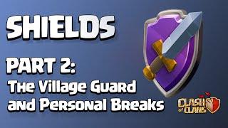 Clash of Clans December Update 2015 - Town Hall 11 Sneak Peek #2 - Village Guard and Personal Breaks