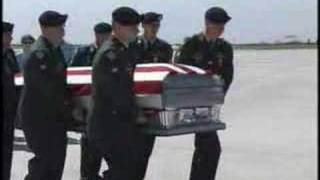 Cpl. Ray Bevel Funeral Motorcade