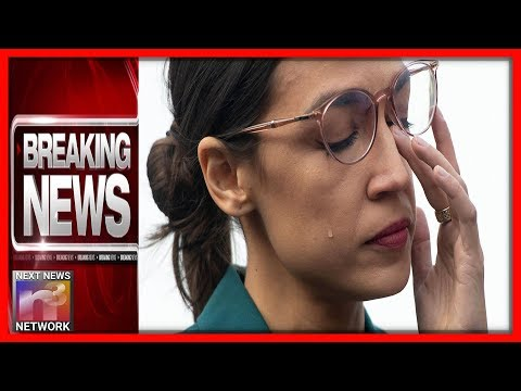 BREAKING: Everyone looked Up and Saw Ocasio-Cortez's WORST NIGHTMARE in the Middle of NYC