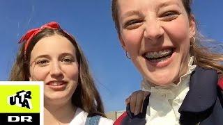 Skal til eksamen! | Den Anden Verden: Carolines Vlog | DR Ultra