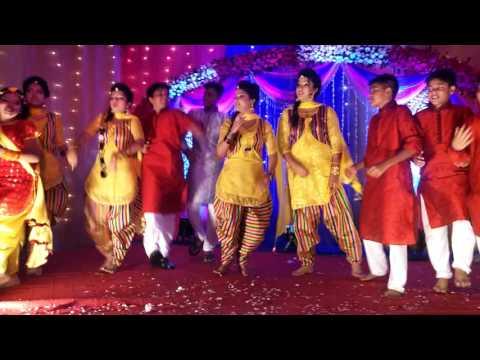Dil Kare Chu Che Full Dance