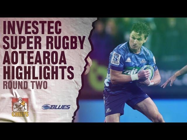 ROUND 2: Chiefs v Blues (Investec Super Rugby Aotearoa) - All Blacks