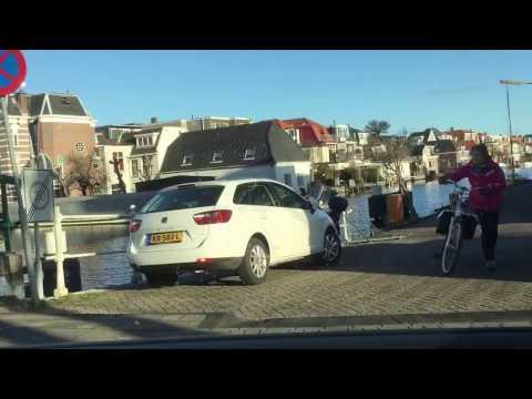 Beautiful suburbs of Leiden, Netherlands!