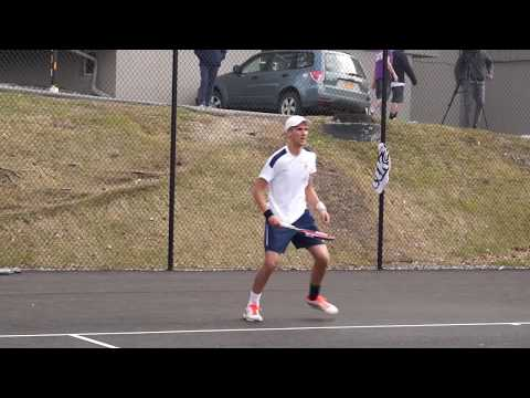Tennis at the Storm King School