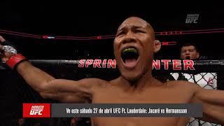 Minuto UFC 4/22/19