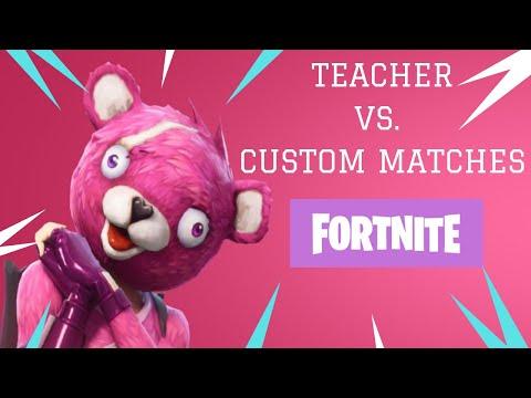 Custom Matchmaking w/Teacher {Open Lobby} *Grind to 12k*