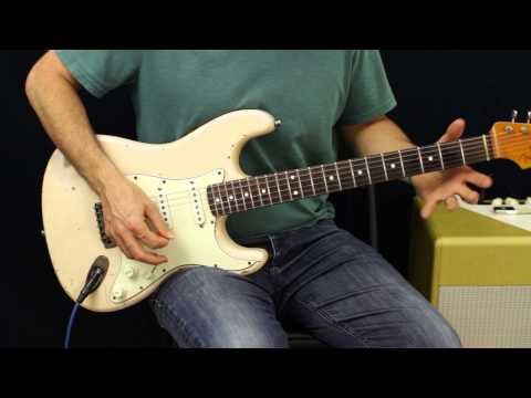 Casey James - Crying On A Suitcase - Rhythm And Solos - Guitar Lesson
