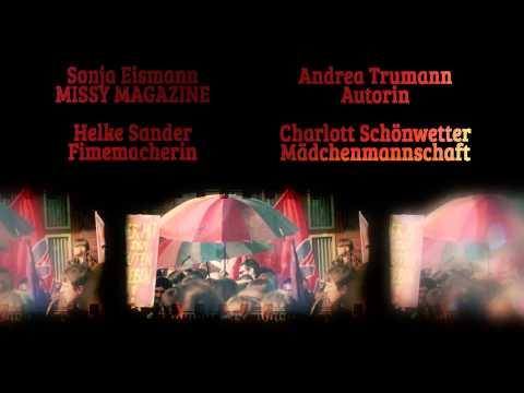 Weiberkram. Erfolge, Widersprüche, Visionen feministischer Bewegung (Podiums Diskussion Trailer)